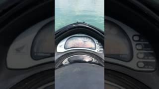 7. 2004 Honda Aquatrax turbo 0-64 mph