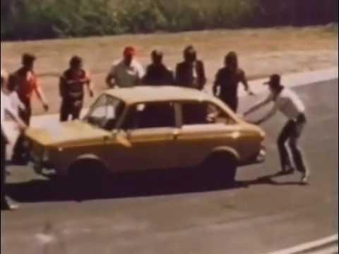Nürburgring Nordschleife 1970 CARS FAIL/CRASH