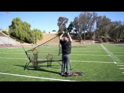 BowNet QB5 Football Pocket Net