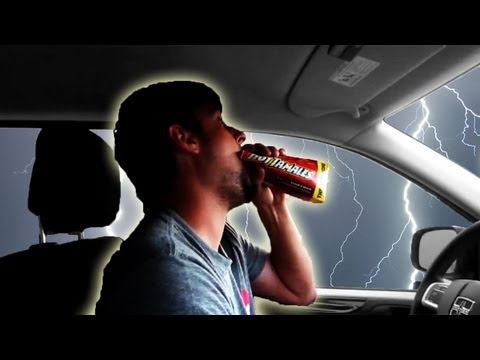 Driving Through Thunderstorms