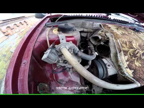Как заводить машину на газу 4 поколения