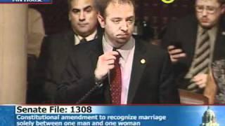 Rep. Kriesel's Full Speech On Gay Marriage, Bucking The GOP