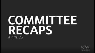 SLA Committee Day 2018: Recap
