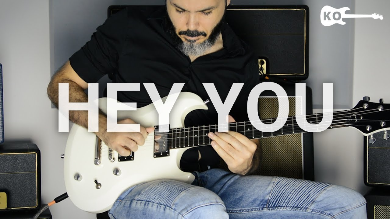 Pink Floyd – Hey You – Electric Guitar Cover by Kfir Ochaion