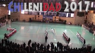 Chilenidad 2017: 3º baile de prebásica