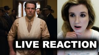 Nonton Live By Night Trailer Reaction Film Subtitle Indonesia Streaming Movie Download