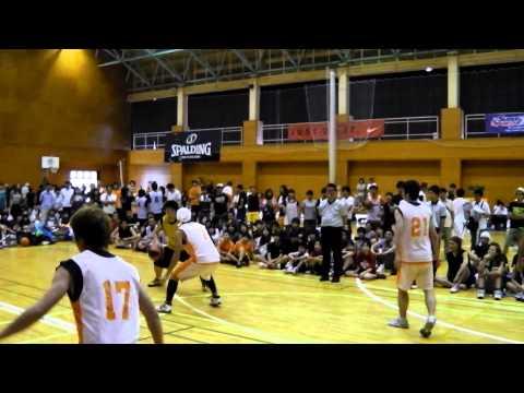 2011年7月31日ゼビオカップ本選 仙台89nersエキシビジョンマッチ