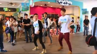 Video (By Now) Campus Superstar 2013 Guerrilla Street Performance -- MASHUP MP3, 3GP, MP4, WEBM, AVI, FLV April 2019