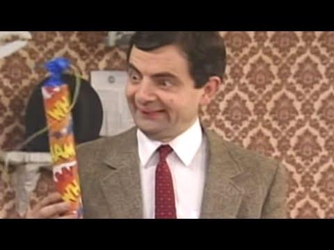 ''Chết cười'' vì màn đốt nhà giết người của Mr Bean