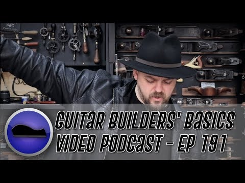 Will Carbon Fiber rods affect Truss Rod adjustability? – Guitar Builder's Basics –  Episode 191