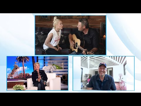 Blake Shelton's Music Video with Gwen Stefani Was a Family Affair