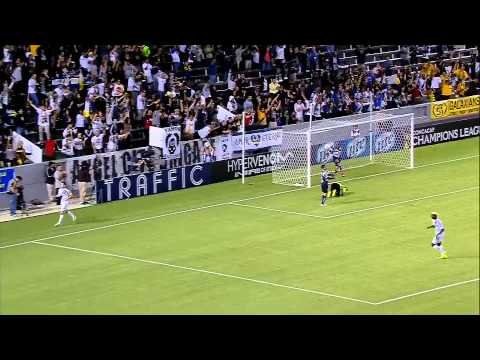 LA Galaxy vs Cartaginés Highlights