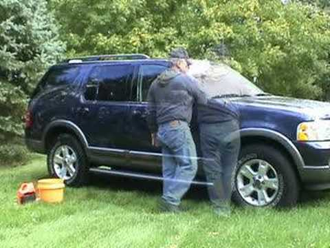 how to clay bar your car like a pro remove overspray. Black Bedroom Furniture Sets. Home Design Ideas