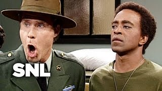 Video The Sensitive Drill Sergeant - SNL MP3, 3GP, MP4, WEBM, AVI, FLV Maret 2018