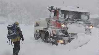 Arthur's Pass New Zealand  City pictures : First severe winter snow Arthurs Pass NZ