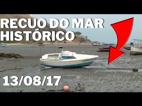Recuo do Mar - Caraguatatuba (SP) - 13/08/2017  III