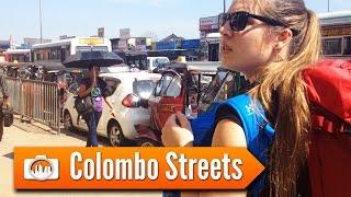 Colombo Sri Lanka  City pictures : Sri Lanka 3: COLOMBO STREETS