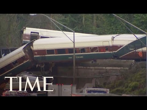 Multiple Casualties And Injuries Reported As Amtrak Train Derails Near Seattle | TIME