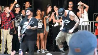 P.O.D - Youth Of The Nation 10/17/2015 LIVE @ Buzzfest 34