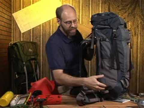 Backpacking Gear & Tips : Packing a Backpack for Hiking & Camping