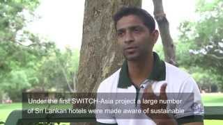 Turning Sri Lankan resorts sustainable via biogas
