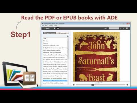 Remove DRM from Adobe Digital Editions | Epubor Studio