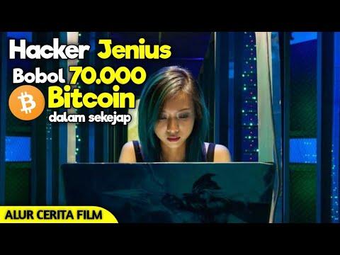 AKSI HACKER JENIUS CURI 70000 BITCOIN DALAM WAKTU SEKEJAP - Alur Film Bitcoin Heist #ringkascinema