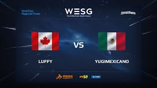 Luffy vs YugiMexicano, game 1