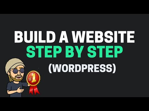 how to web design wordpress