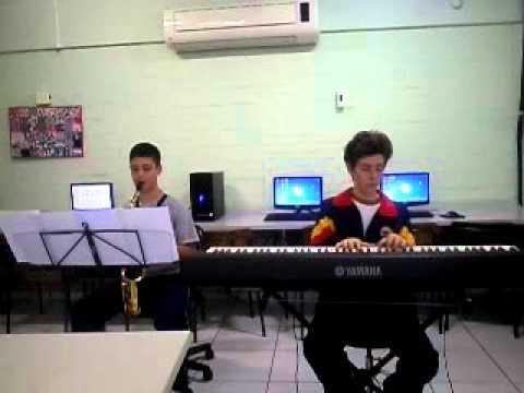 Talentos da Escola Básica Municipal Olavo Bilac
