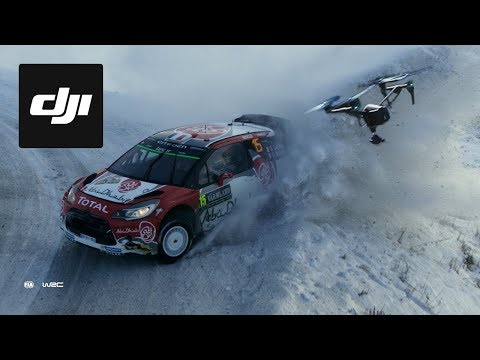 DJI Stories – WRC The Evolution of Aerial Technology