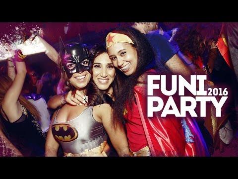 FUNIPARTY, the craziest costume party ever | #Funiparty, la Fiesta de Disfraces de Funidelia