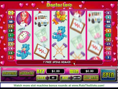 Doctor Love Slot Machine Bonus Round