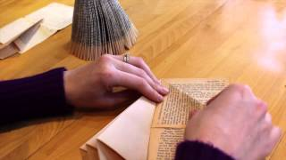 Paper Christmas Trees - YouTube