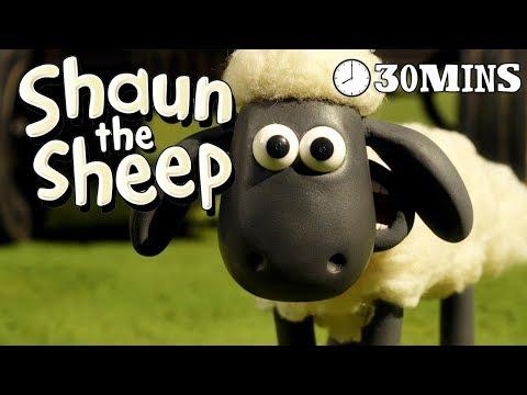 Shaun the Sheep - Season 3 - Episodes 6-10 [30 MINS] (видео)
