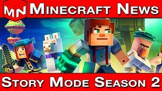 "SUBSCRIBE - https://www.youtube.com/user/ShireensPlayBUSINESS ENQUIRIES - ShireenPlays.Business@gmail.comMinecraft Story Mode Season Two - - Jesse's hand gets stuck in a gauntlet, with the help of friends (new and old) she needs to travel to an Ancient underwater Temple.- There are 5 episodes in Season Two, Episode one is available now 2-5 will be available when they are released- £18.99 from the Steam Store http://bit.ly/2ulcNEB- $4.59 from the Google Play Store http://bit.ly/2ul66SVPixelmon Mod- Read Pixelmon Mod's Goodbye Letter http://bit.ly/2ukSaZ2- The Pixelmon Mod has been shut down by The Pokemon Company- After years of development the Pixelmon team received a cease and desist from the Pokemon company. ___FOLLOW ME:Twitter - https://twitter.com/ShireenPlaysPlanet Minecraft page - http://www.planetminecraft.com/member/shireen_m/___Music:"" "" Kevin MacLeod (incompetech.com) Licensed under Creative Commons: By Attribution 3.0http://creativecommons.org/licenses/by/3.0/"