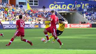 CONCACAF previews the 2017 Gold Cup opener between Group A rivals French Guiana and Canada on July 7 at the Red Bull Arena In Harrison, New Jersey.