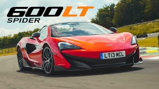 McLaren 600LT Spider Review: Fast And Full Of Feel | Carfection 4K by Carfection