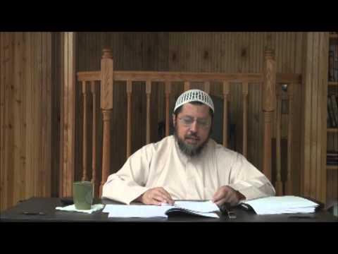 شرح القصيدة التائية في القدر لابن تيمية-1(الدورة الصيفية-٩)