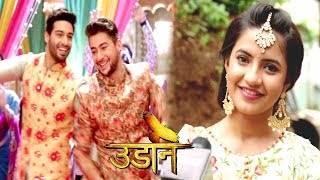 In Colors serial Udaan, checkout the rocking baby shower ceremony of Imli where Suraj & Vivaan are dancing.. Interview of Meera Deosthale.. ➤Subscribe Telly Reporter @ http://bit.do/TellyReporter➤SOCIAL MEDIA Links: ➤https://www.facebook.com/TellyReporter➤https://twitter.com/TellyReporter➤https://www.instagram.com/TellyReporter➤G+ @ https://plus.google.com/u/1/+TellyReporter