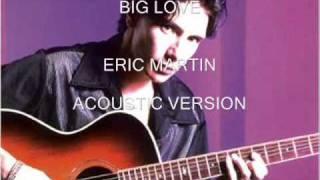 BIG LOVE-ERIC MARTIN