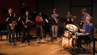 Gerry Hemingway Ensemble - UC San DIego Jazz Camp 2012