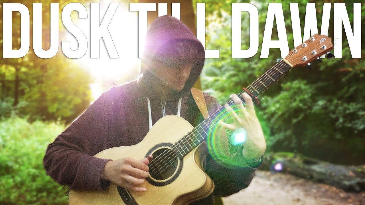 ZAYN – Dusk Till Dawn ft. Sia – Fingerstyle Guitar Cover