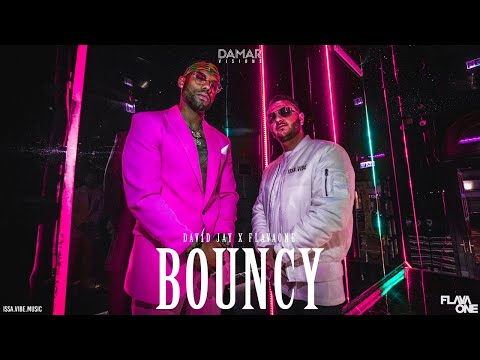 David Jay X FlavaOne - Bouncy (Official Music Video)