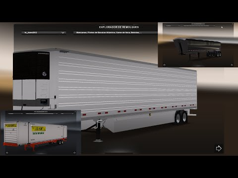 American trailer 1.21 and 1.22.x