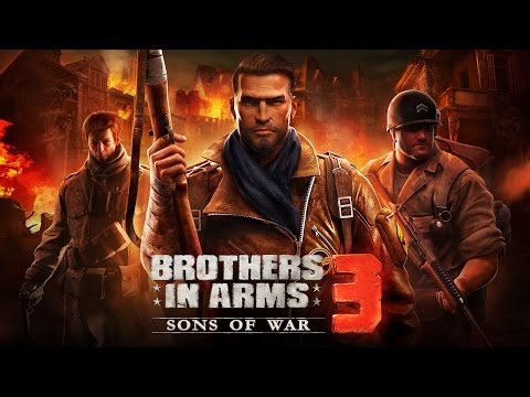 Brothers in Arms 3 - Video