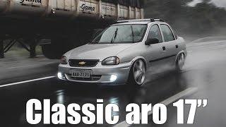 Corsa Classic aro 17 - Fixa