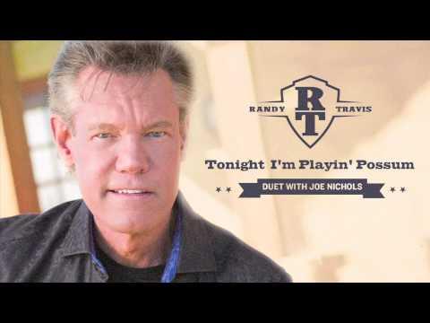 "Randy Travis – ""Tonight I'm Playing Possum"" With Joe Nichols [Official Audio]"