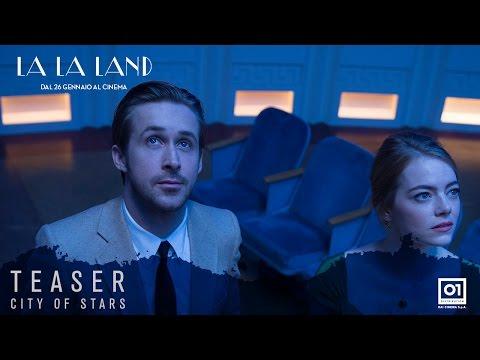 Preview Trailer La La Land, trailer italiano