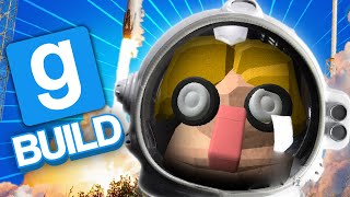 WE'RE GOING TO SPAAACE | Gmod Build